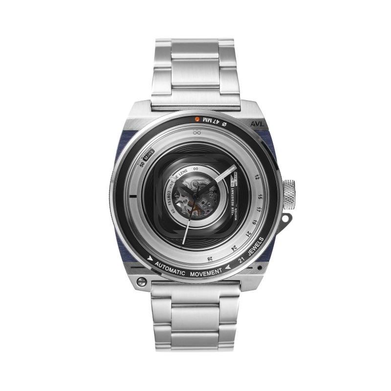 AVL II - Silver Metal - TS1803E